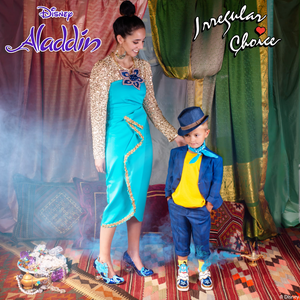 Irregular Choice x Disney Aladdin Teaser