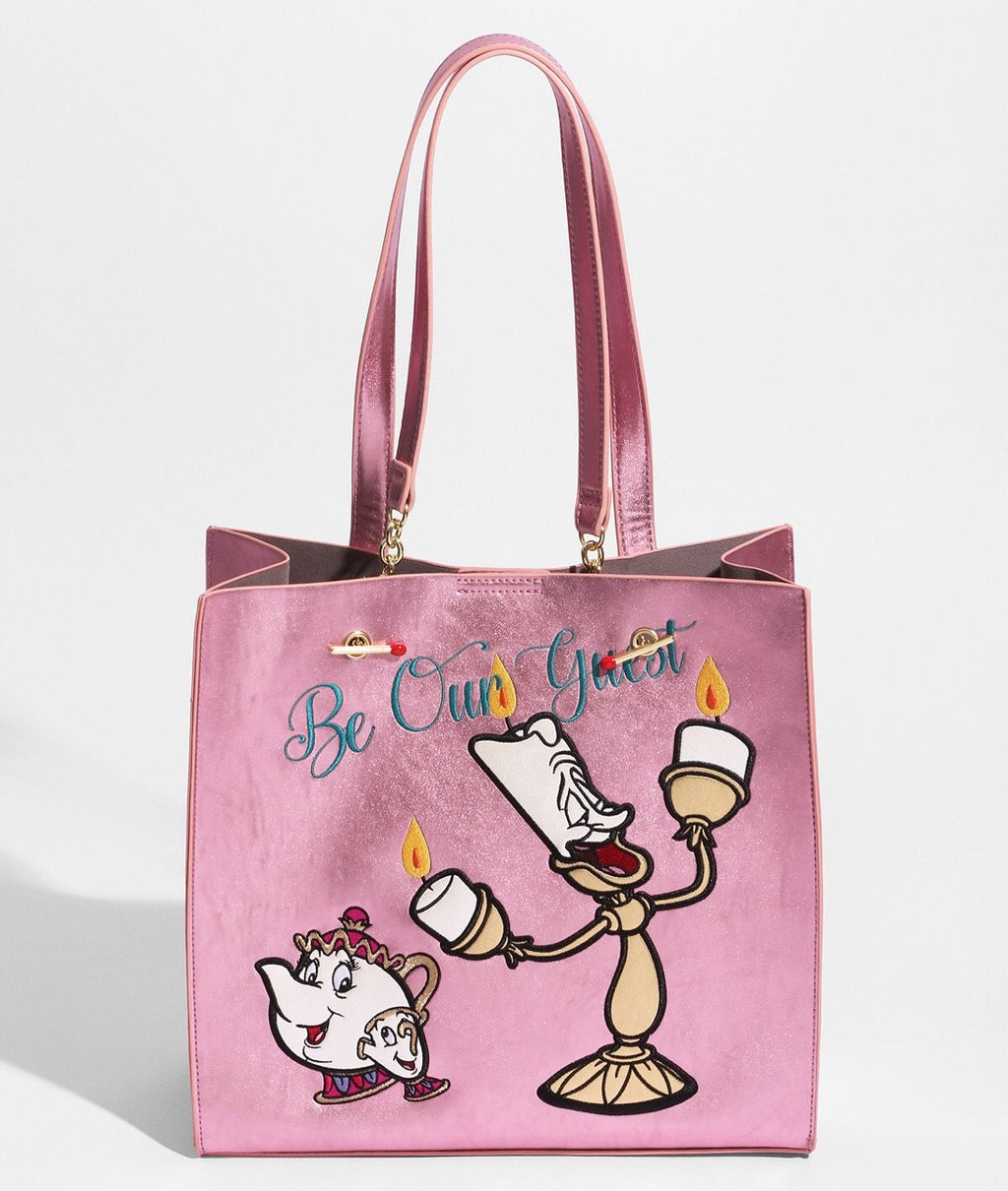 DN Be Our Guest Tote