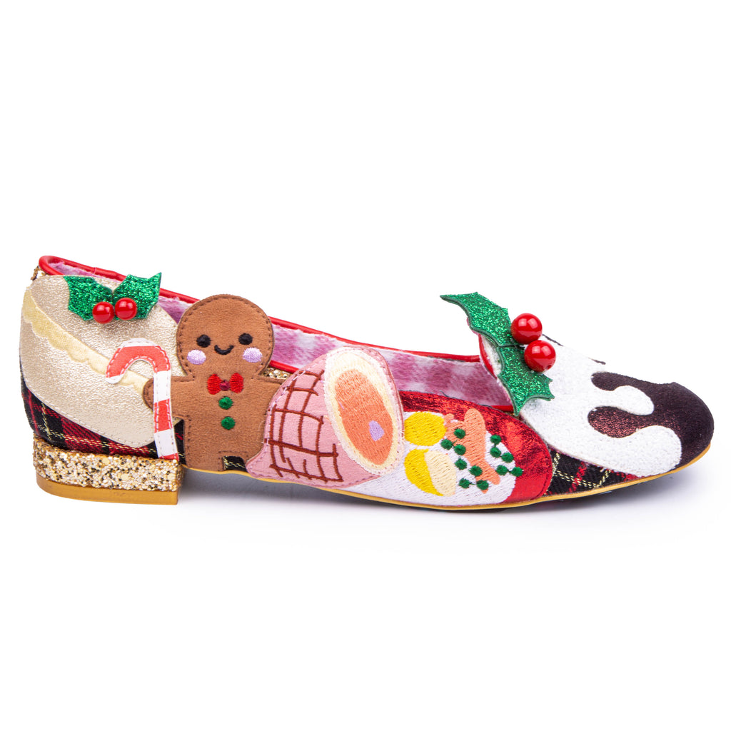 Christmas Lunch Shoes