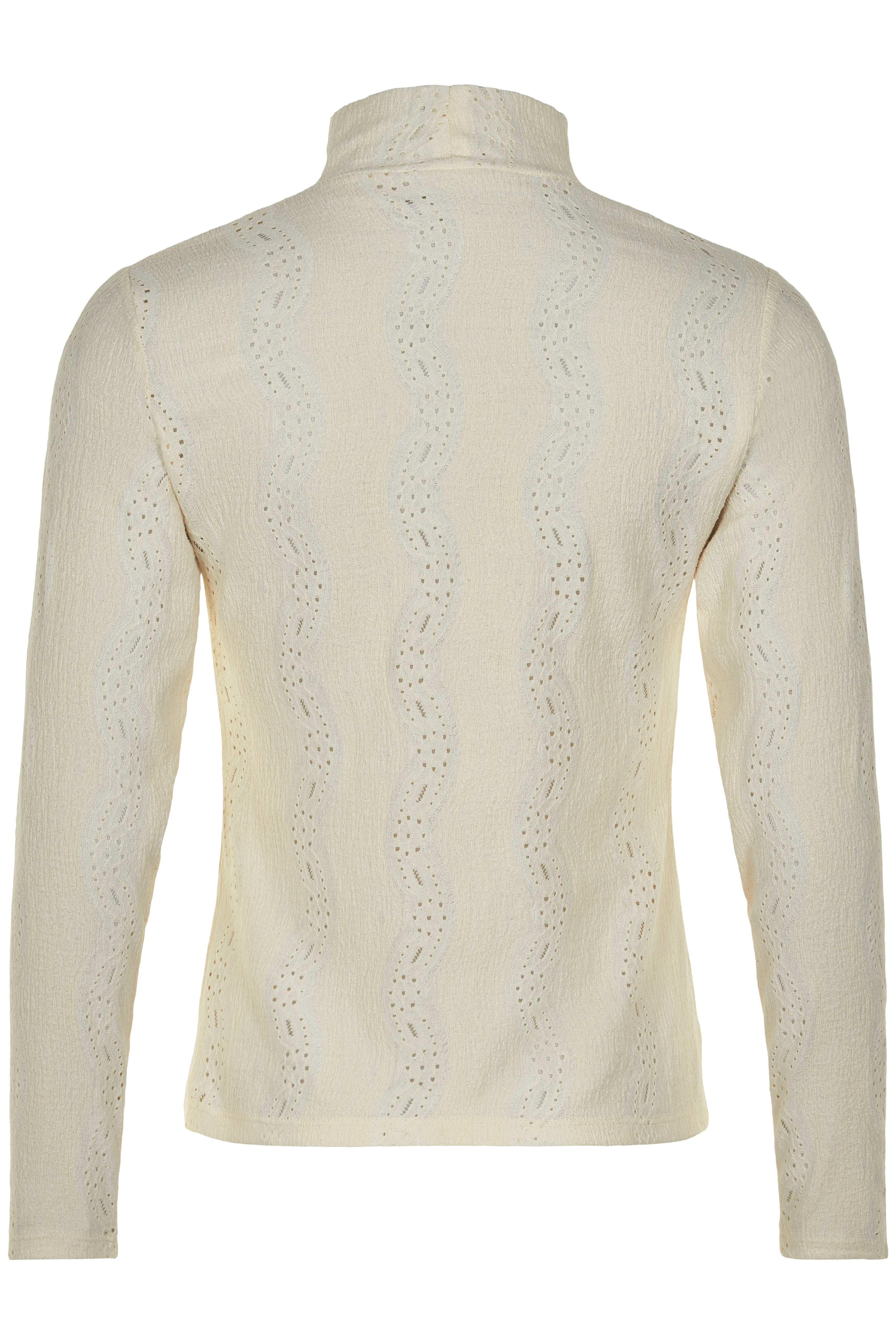 Nubriana Rollneck Blouse