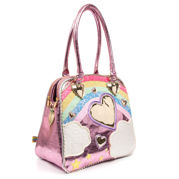 Over The Rainbow Bag Pink