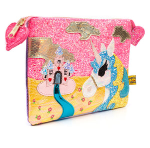 King Of The Castle Pouch Pink