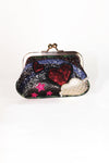 Over the Rainbow Black Purse