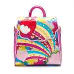 Rainbow Splash Bag Pink