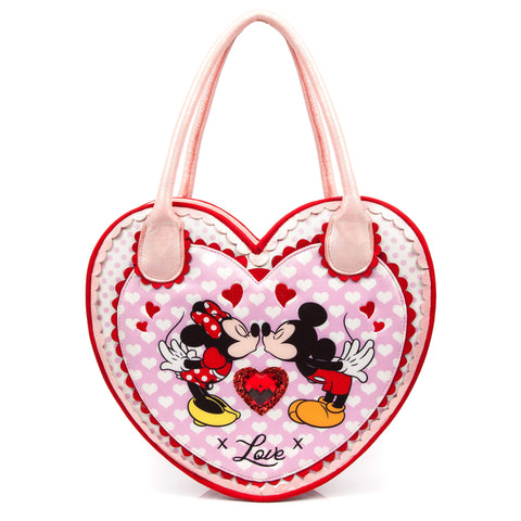 Mickey Mouse & Mouse Love n Kisses Bag