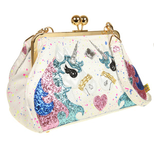 Magic Pony Bag White