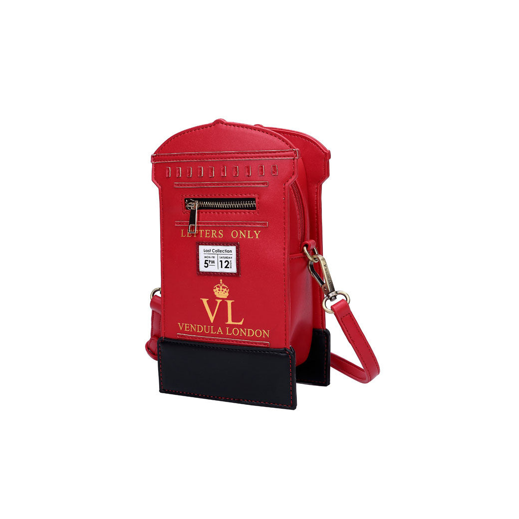 Vendula Post Box Crossbody Bag
