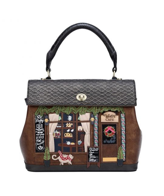 Winter Café Grace Bag