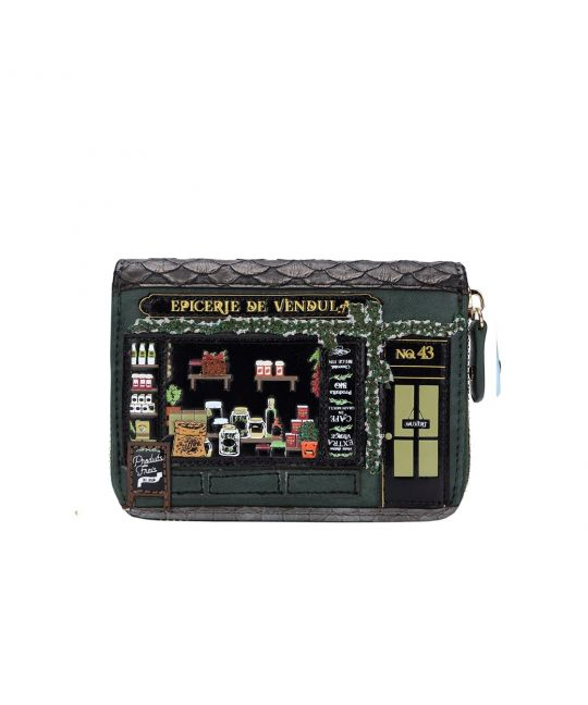 Epicerie de Vendula Small Ziparound Purse