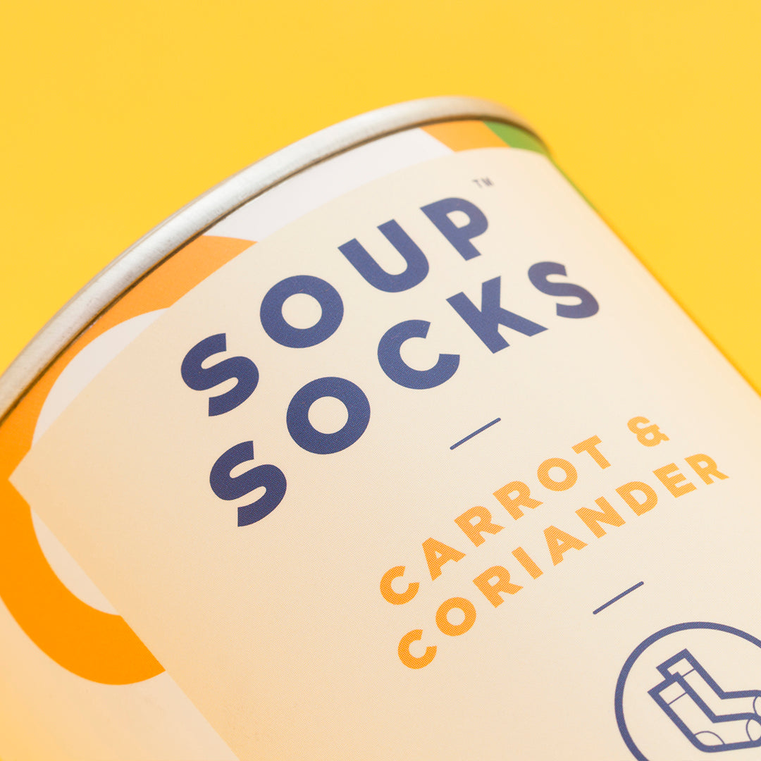 Can of Soup Socks