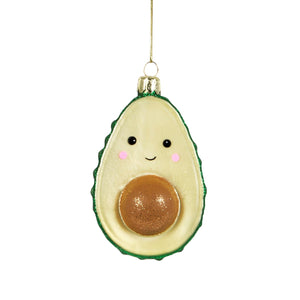 Happy Avocado Decoration