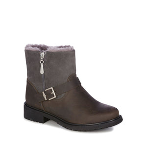 Roadside Grey Waterproof Boots