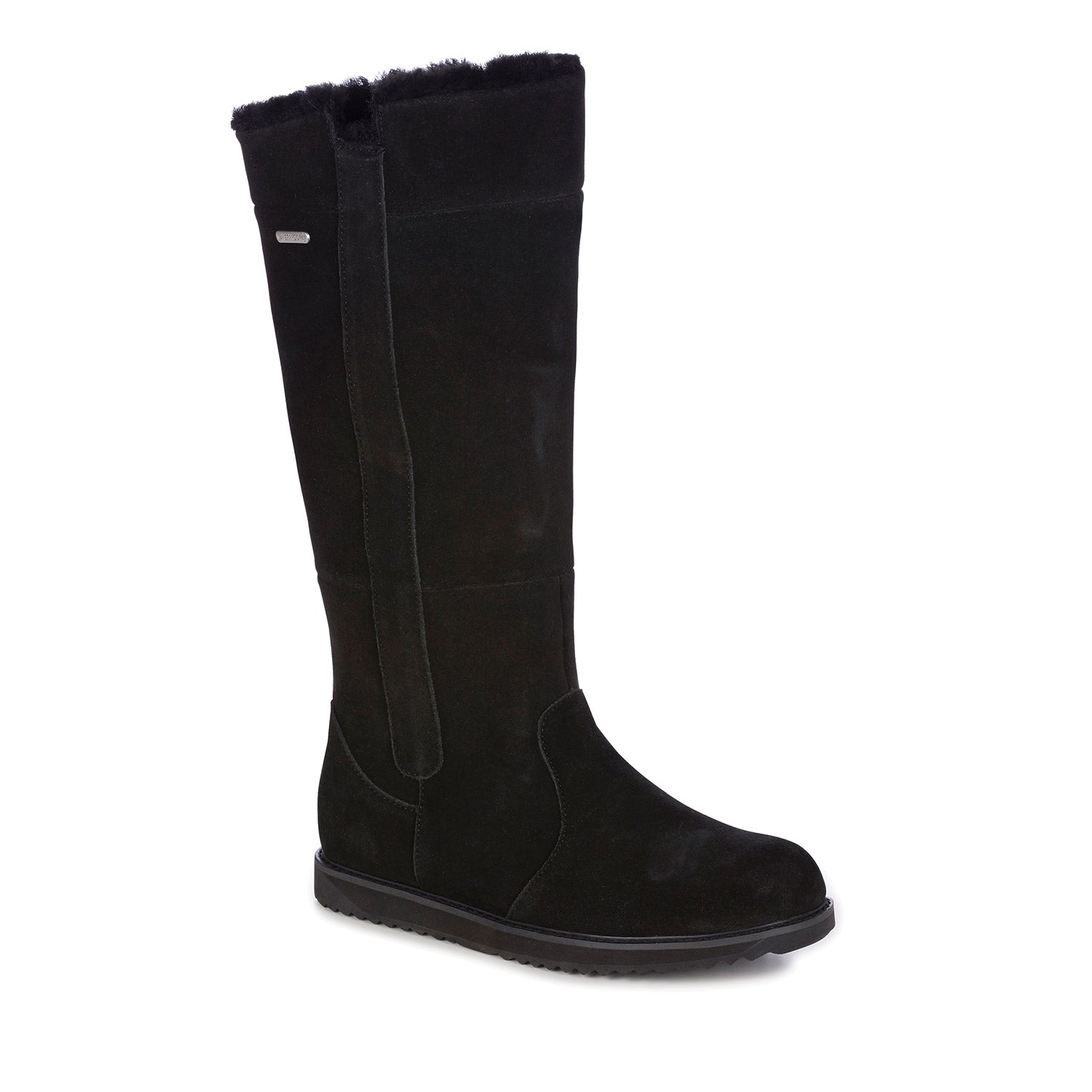Moonta Black Waterproof Boots