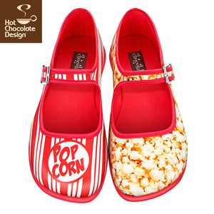 Chocolaticas Popcorn Mary Jane Pump