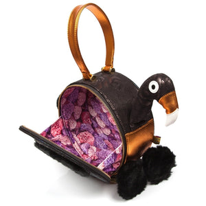 Florence Flamingo Black