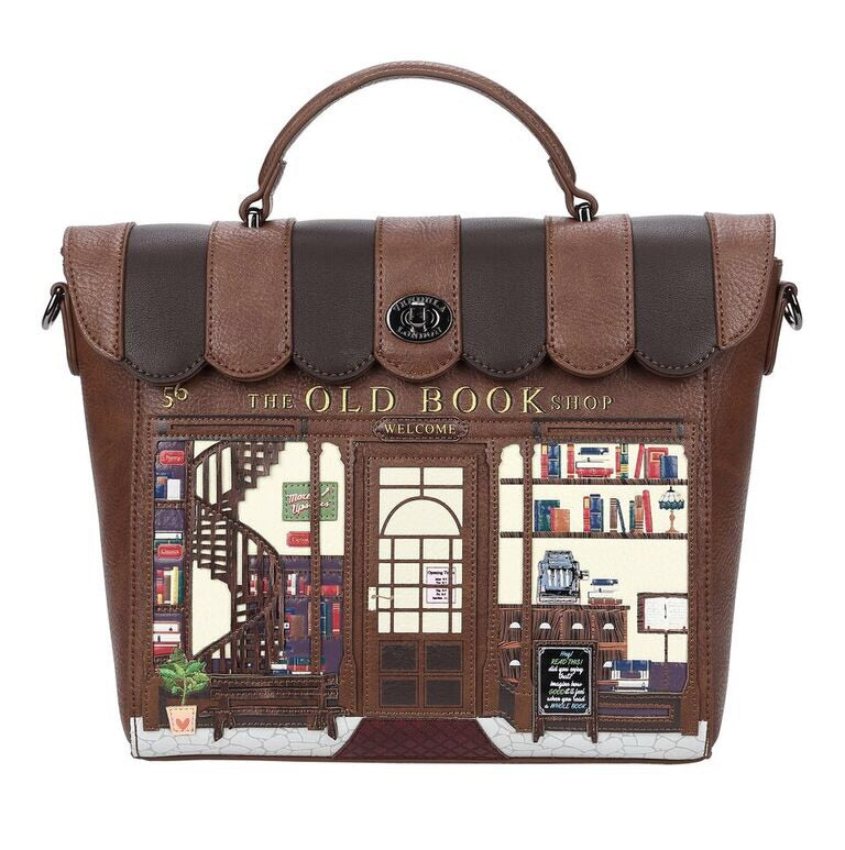 Old Book Shop Backpack