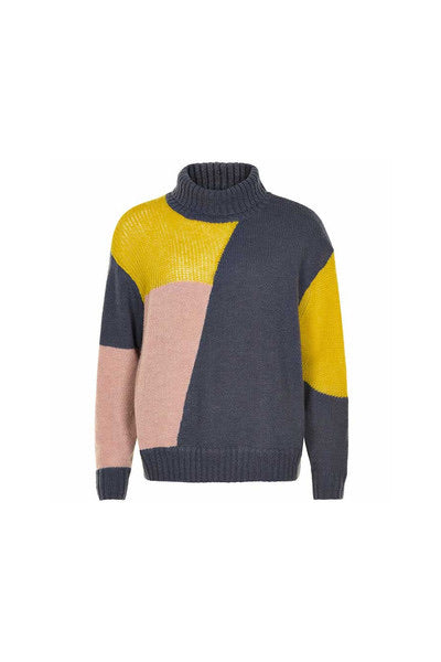 Numette Rollneck