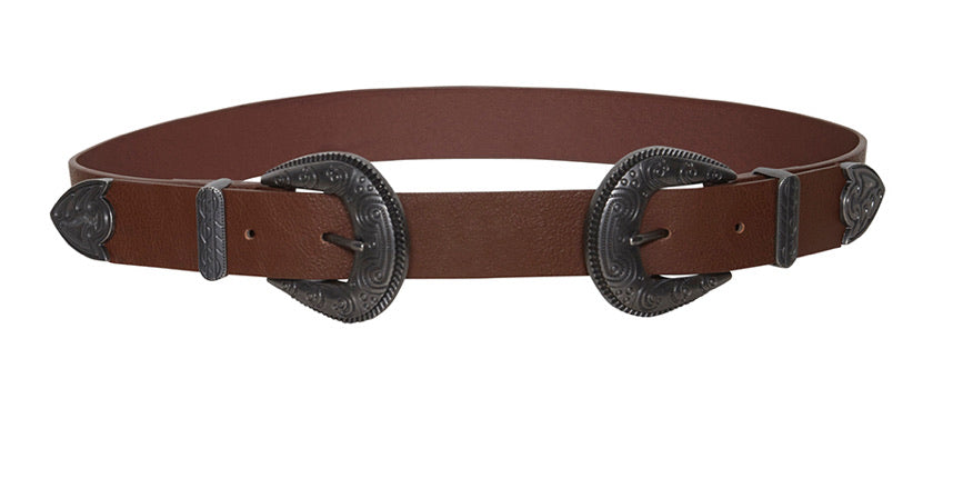 Iainger Waist Belt Brown