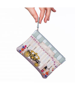 Vendula Palace Zipper Coin Purse