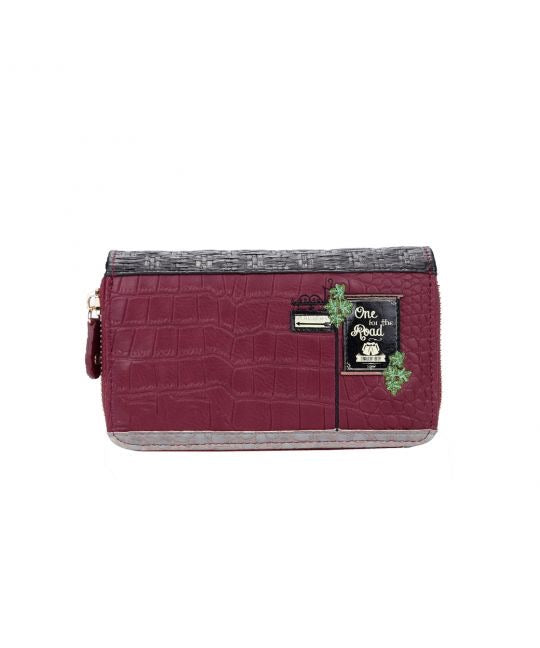The George Medium Zip Around Wallet
