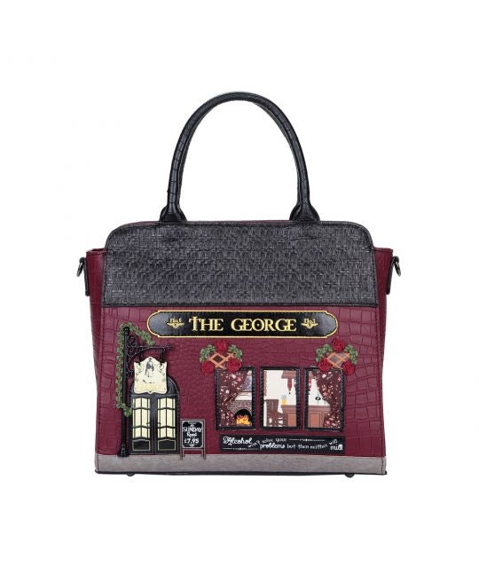The George Tote Bag