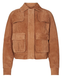 Benedicta Leather Jacket