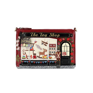 Toy Shop Pouch Bag