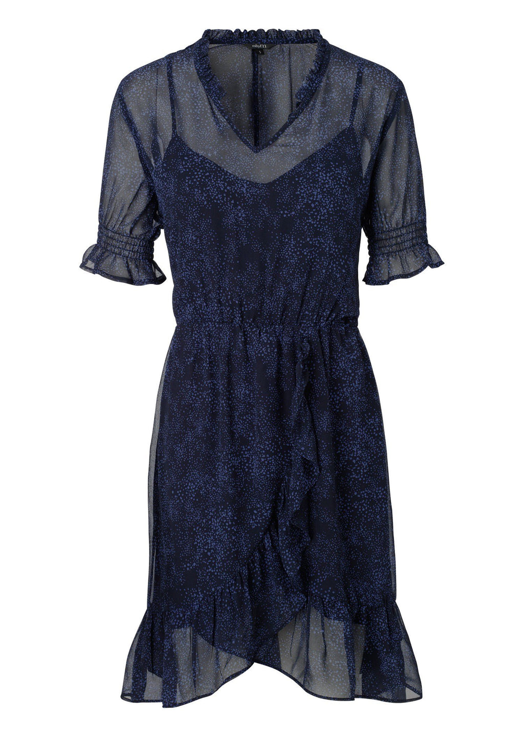 Blue Taia Dress