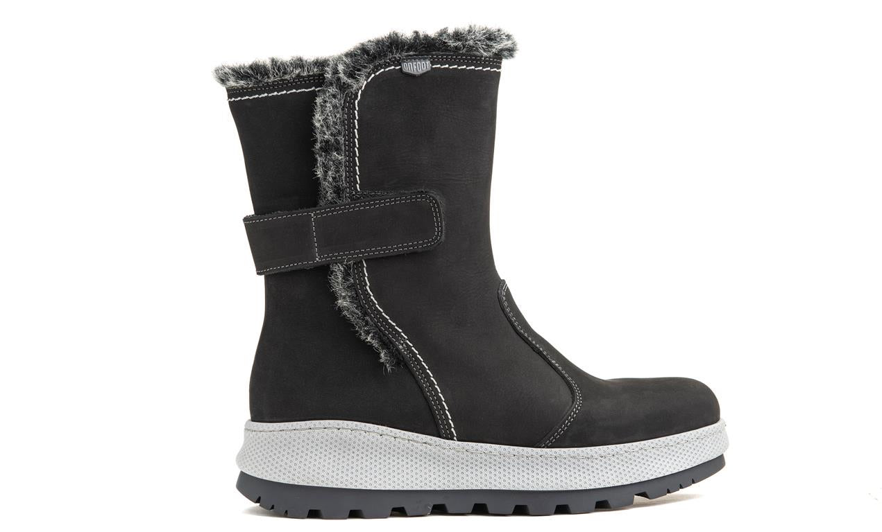OnFoot Black Boots