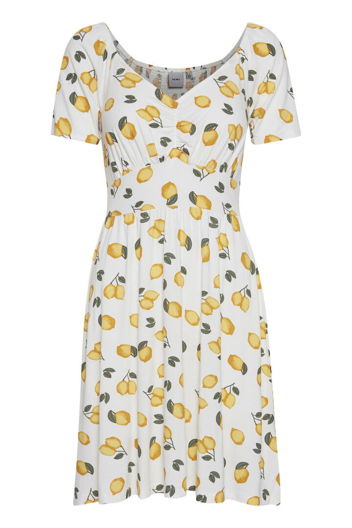 Ihrissi Lemon Dress