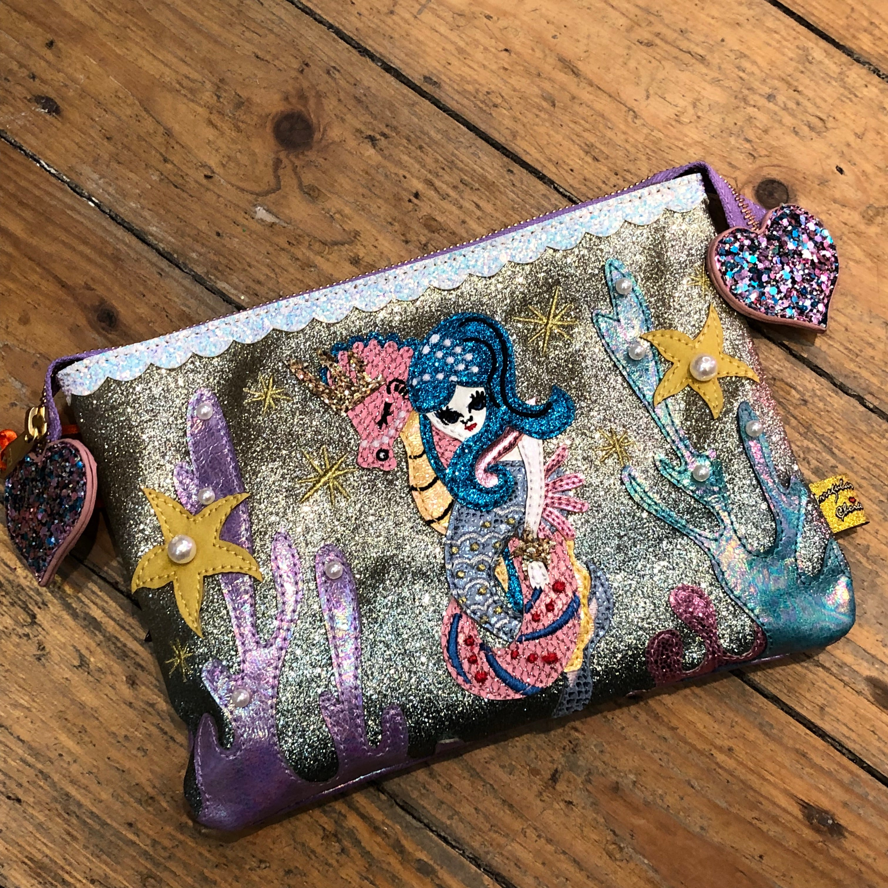 Barnacle Betty Pouch