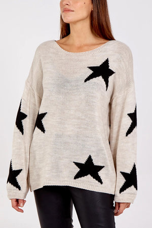 Star Jumpers - 5 colours