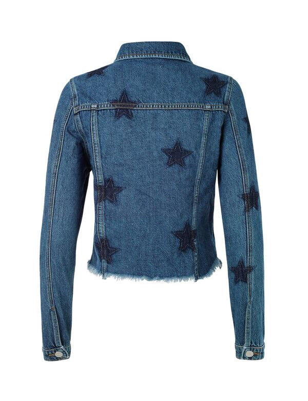 Atlanta Star Denim Jacket