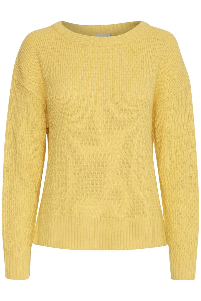 Ihkarna Yellow Jumper