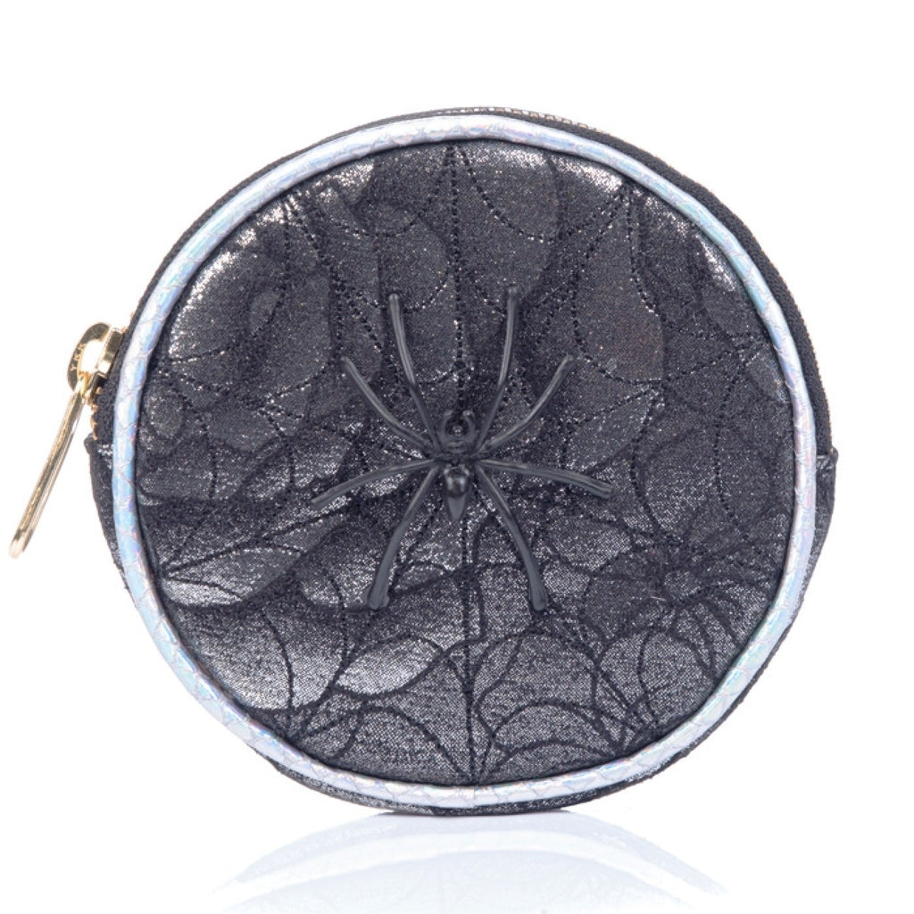 On the Web Purse Black