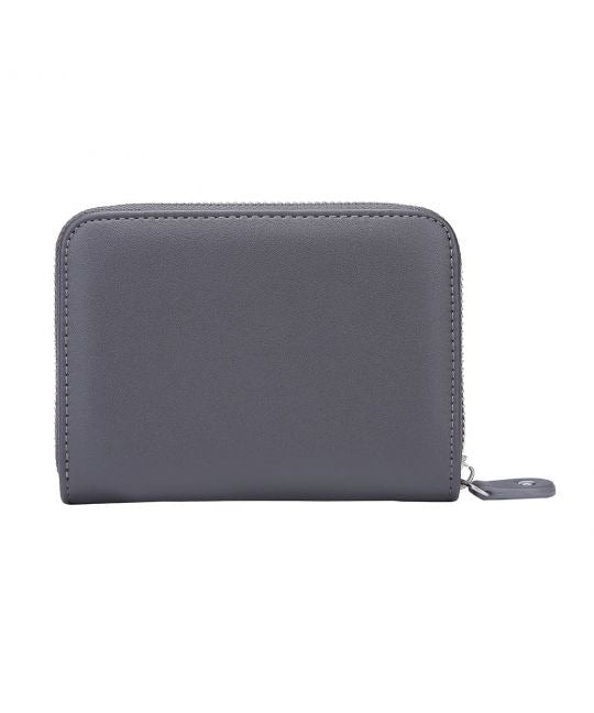 London Cats Small Ziparound Wallet – Grey