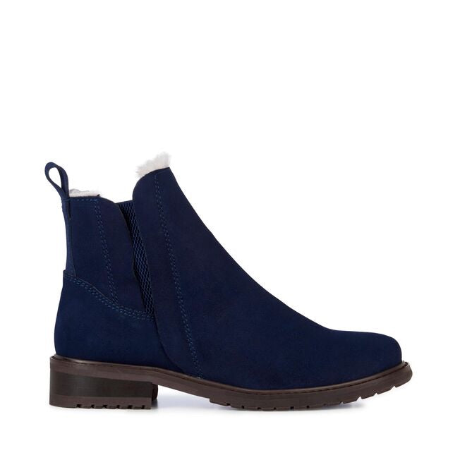 Pioneer Midnight Navy Suede