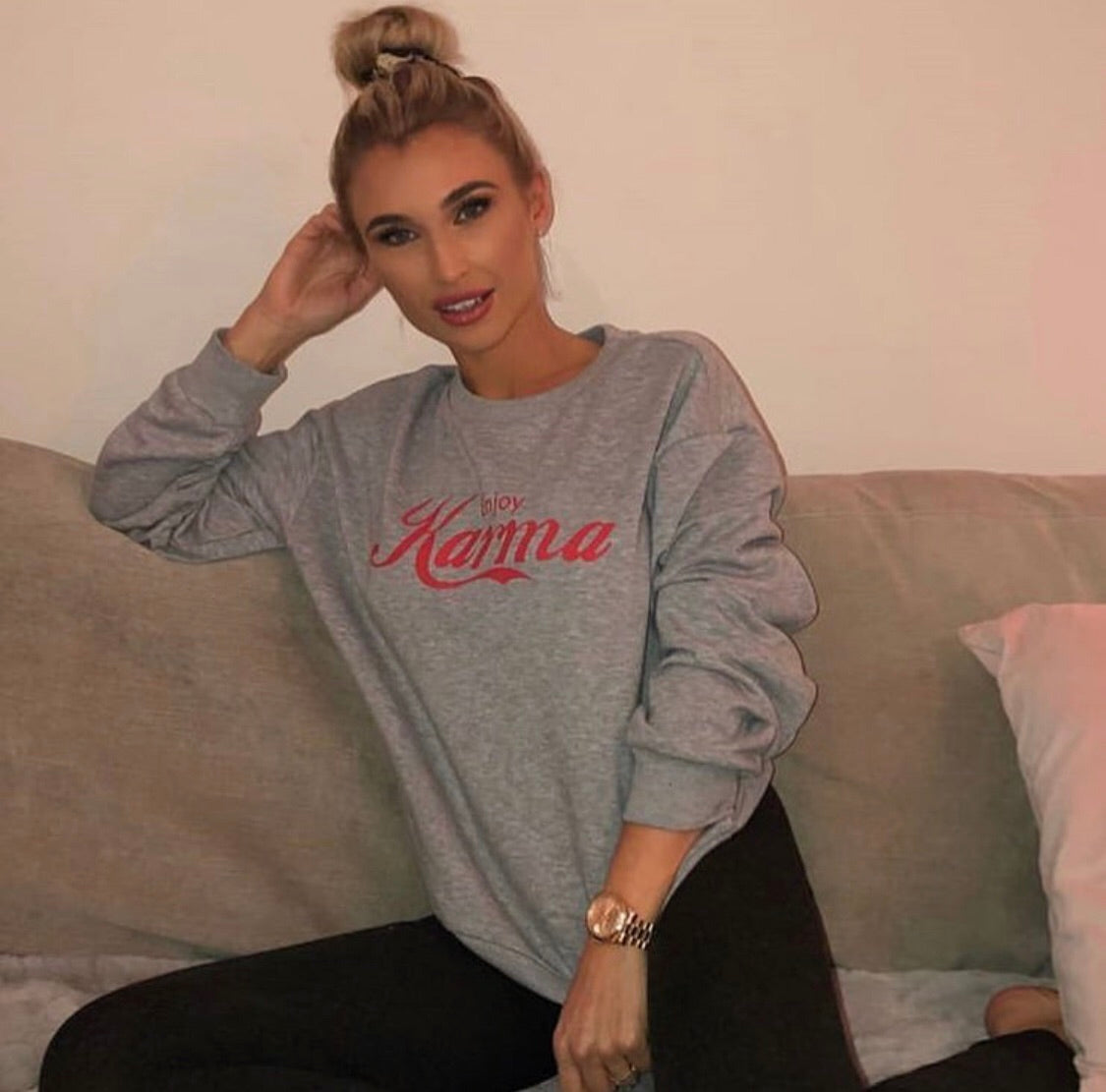 Enjoy Karma Sweatshirt