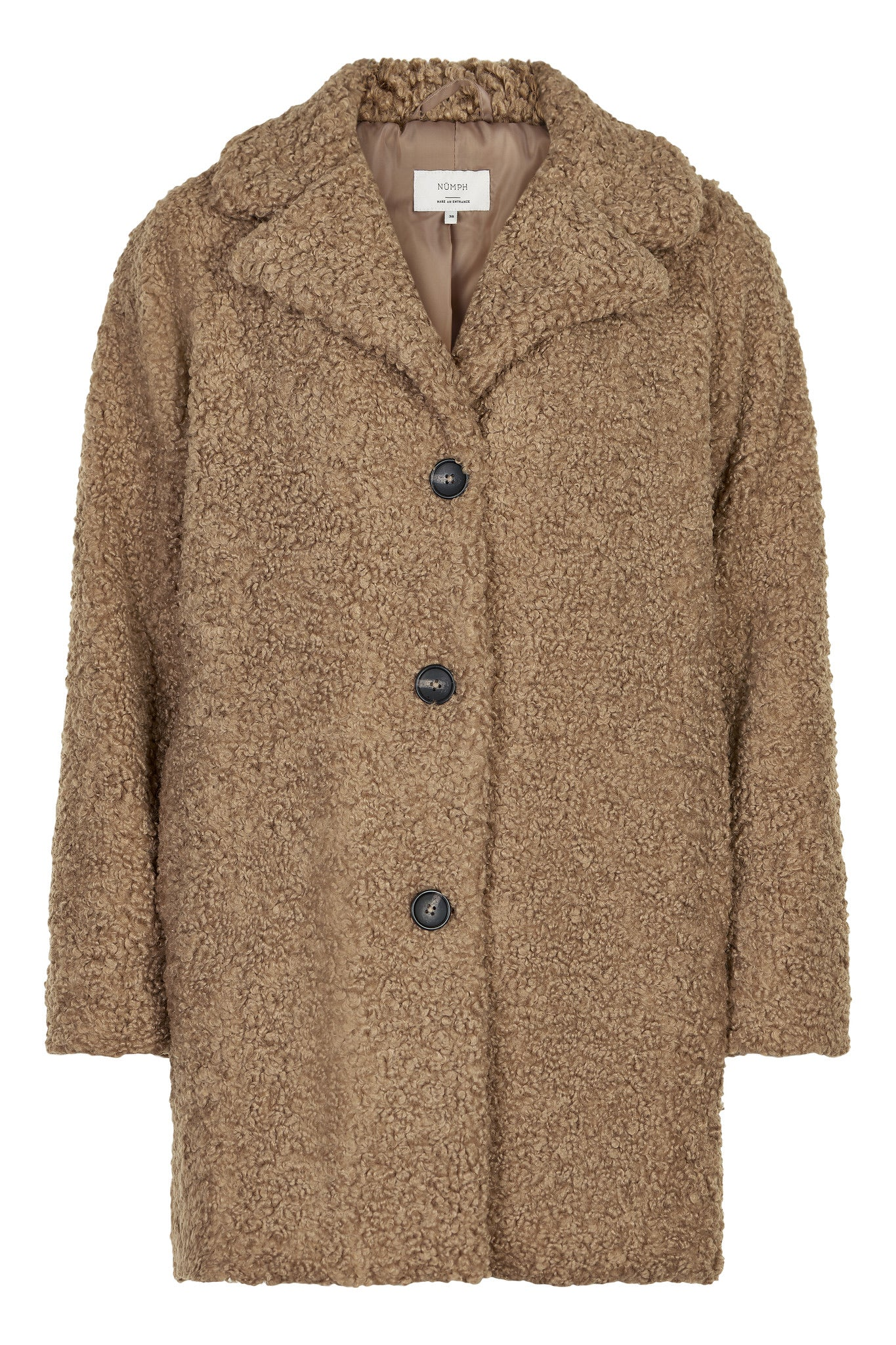 Nuliliiosa Teddy Coat
