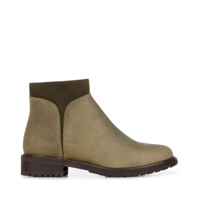 Hayward Dark Olive Waterproof Boots