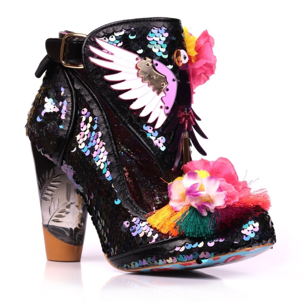 Bellisima Black Multi