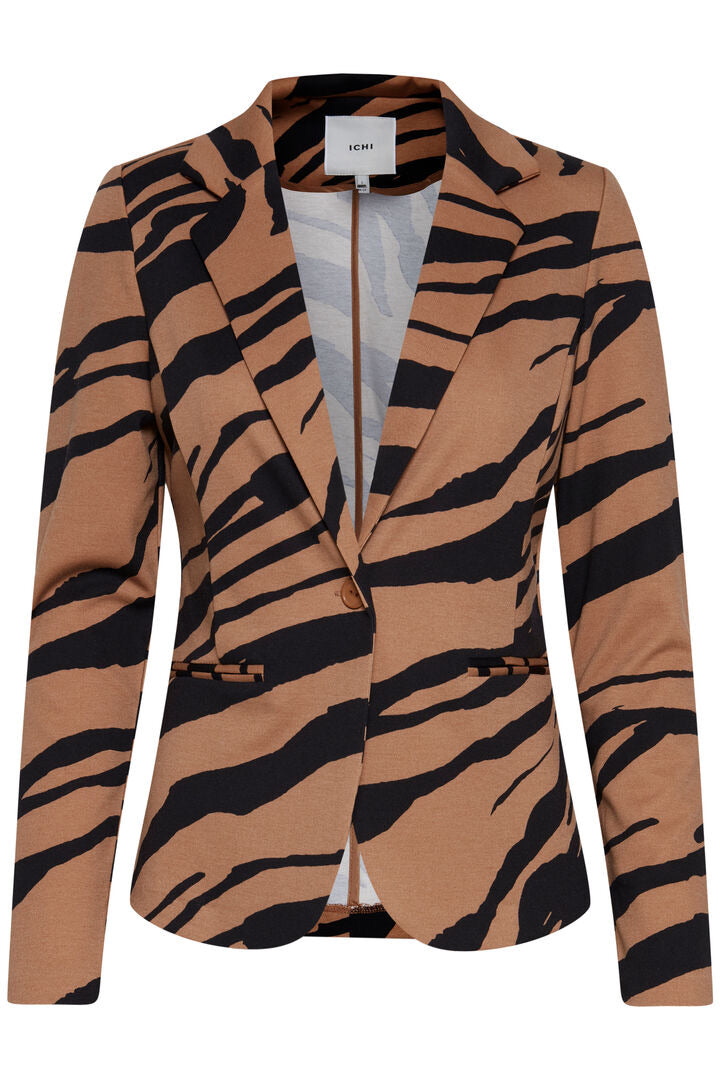Ihkate Animal Blazer