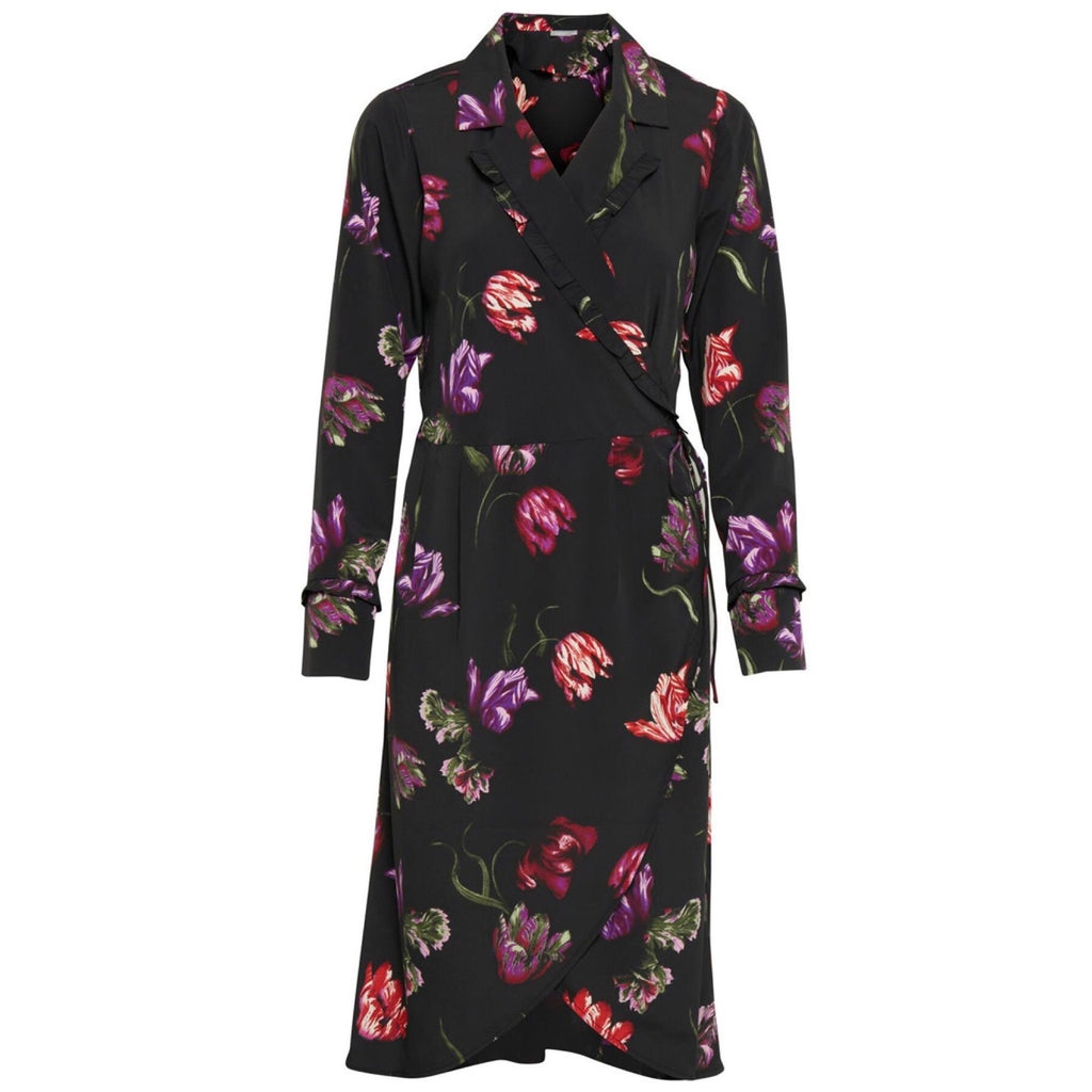 Asgarden Wrap Dress