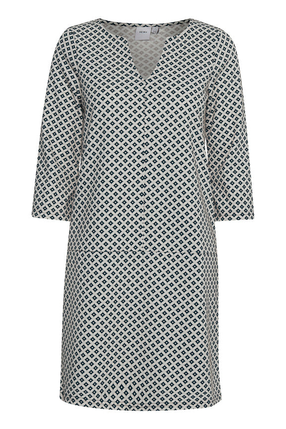 Ihkate Square Dress