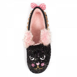 Cat Nap Slippers **