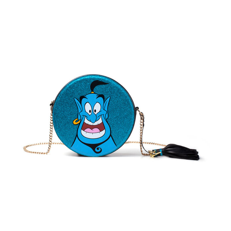 Aladdin Genie Round Shoulder Bag