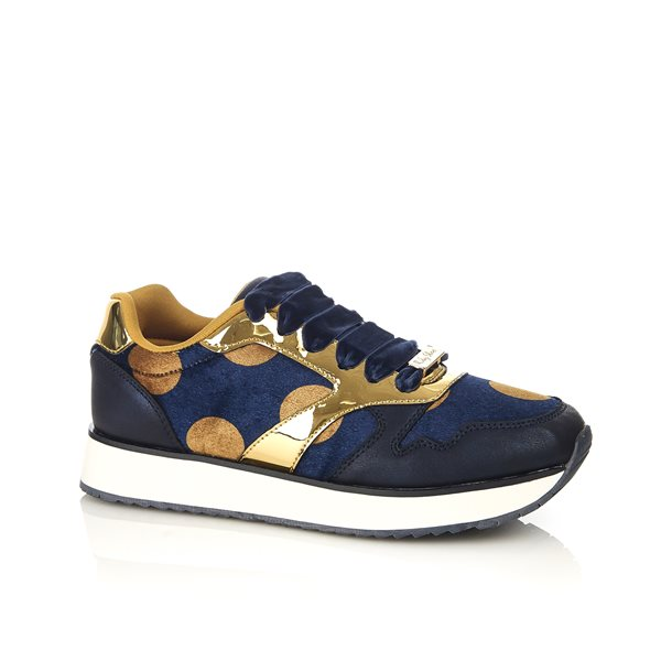 Suzie Navy Trainers