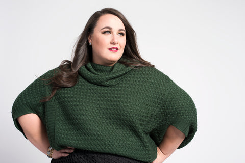 I Modeled for Plus Size Fashion Brand Dia&Co!