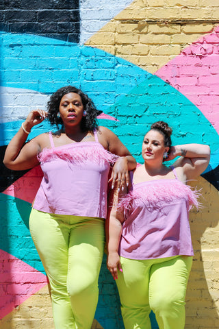 DOPE at Any Height: Plus Size Pants for Petite and Tall Babes