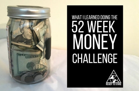 52 Week Money Challenge 2017